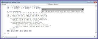 Déprotéger la feuille de calcul Excel et le classeur étape 19