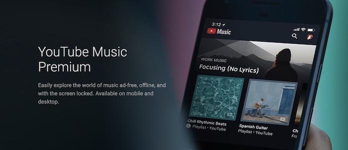 Youtube Tv Premium Musique Premium