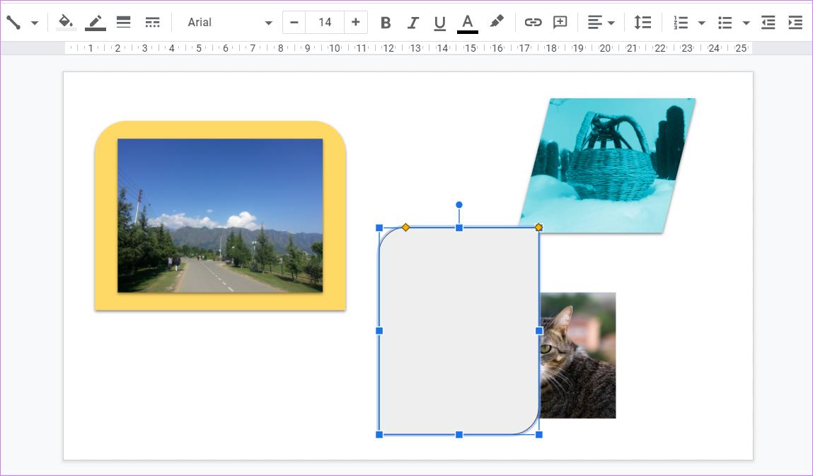 Ajouter une bordure autour de l'image dans Google Slides 4