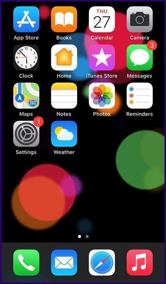 Meilleures caractéristiques de la carte Apple étape 1