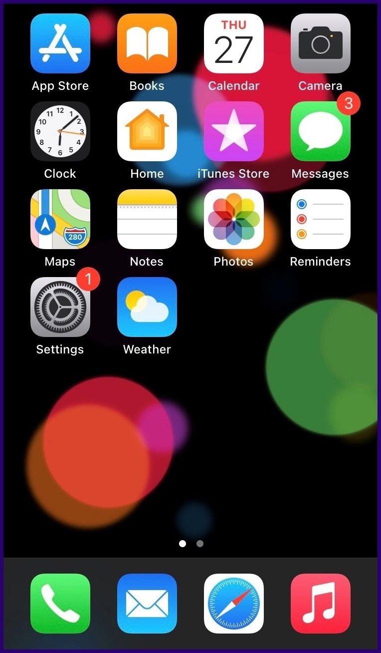 Meilleures caractéristiques de la carte Apple étape 8
