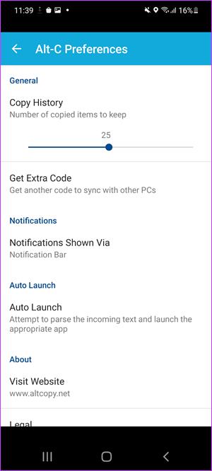 3 meilleures applications de partage de presse-papiers pour Android 4