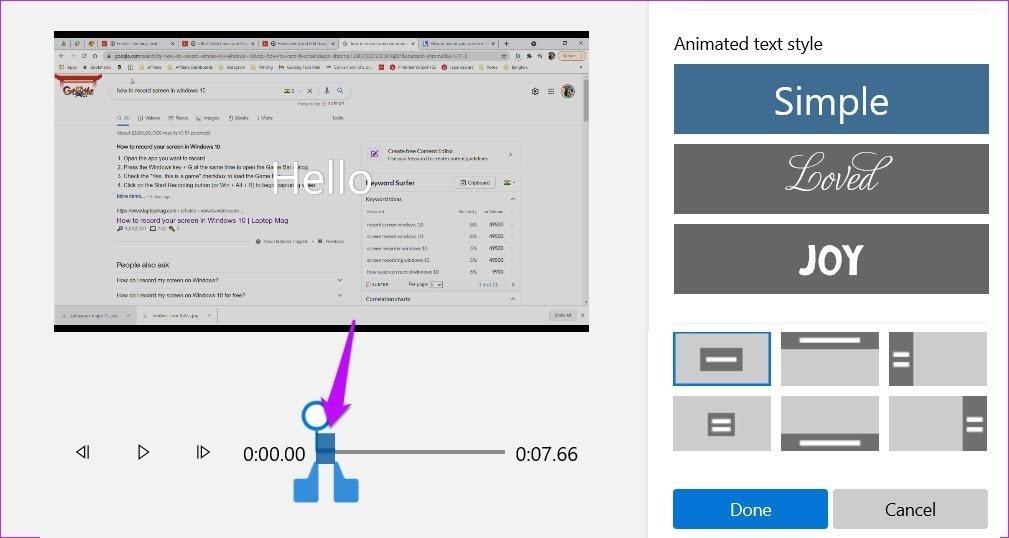 Comment enregistrer et modifier des appels Google Meet