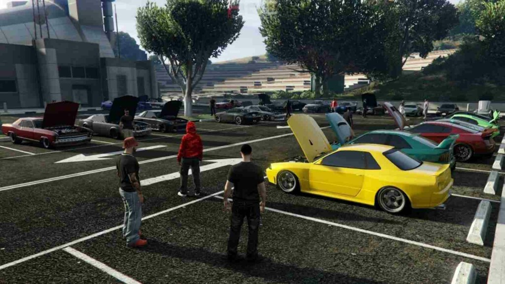 op 3 meilleurs endroits pour les rencontres automobiles dans GTA 5