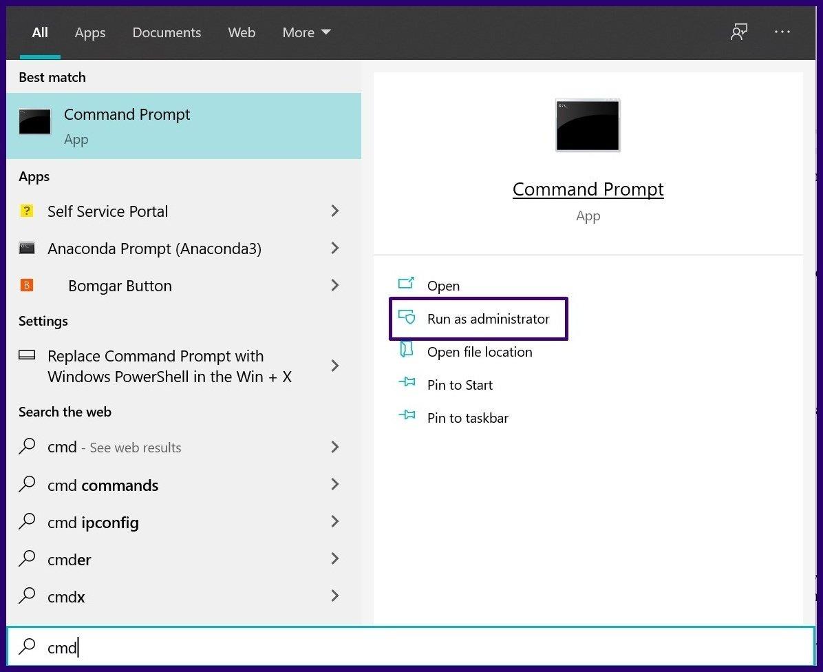 Désactiver les tâches planifiées sur Windows 10 étape 11