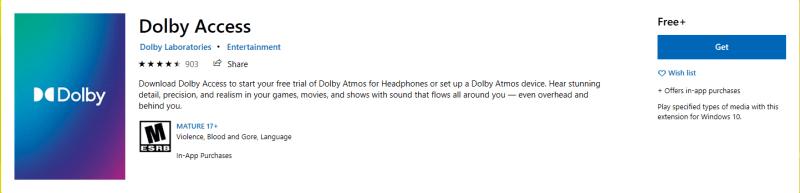 Dolby Atmos Get Da App