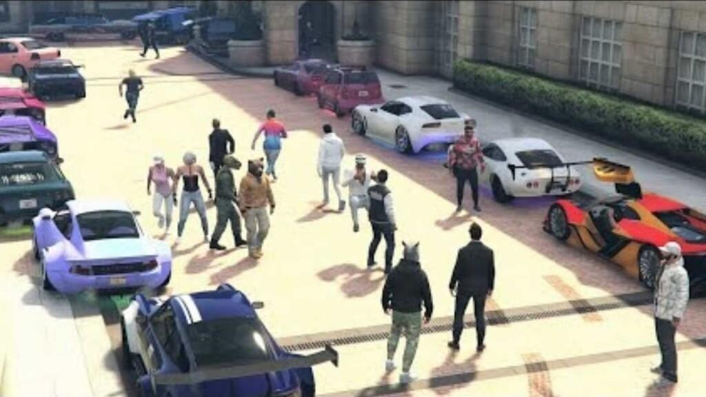 Top 3 des meilleurs endroits pour les rencontres automobiles dans GTA 5
